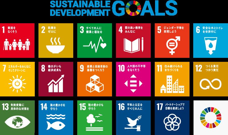 SDGzのメインビジュアル